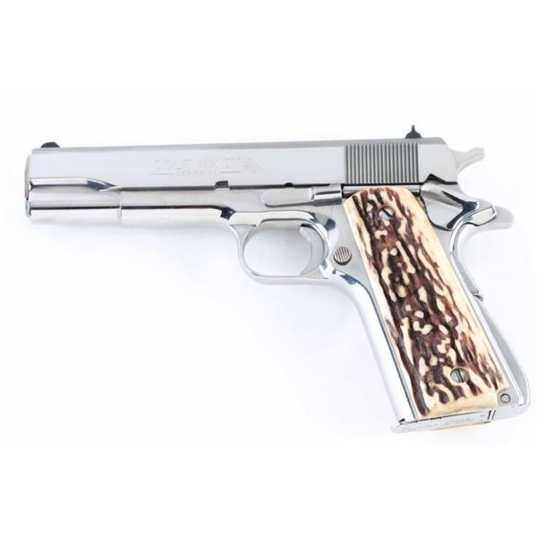 Colt Government Model .38 Super SN: SG05887