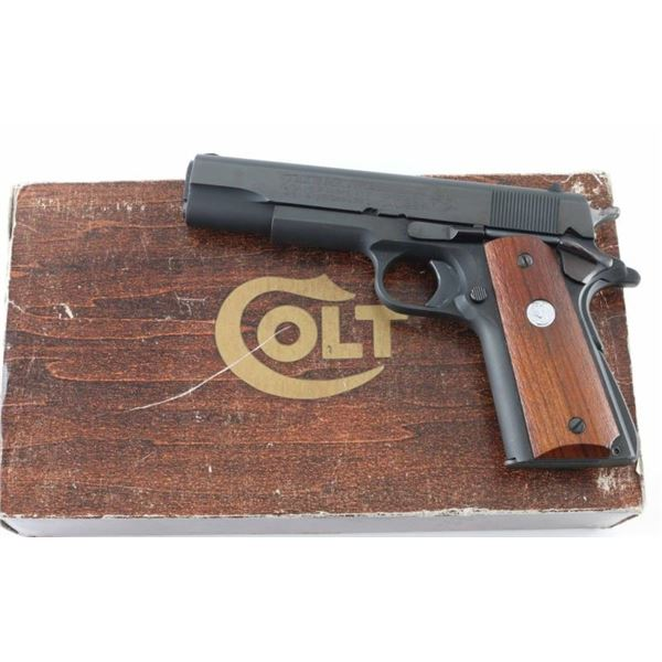 Colt Government Model .45 ACP SN: 70G37476