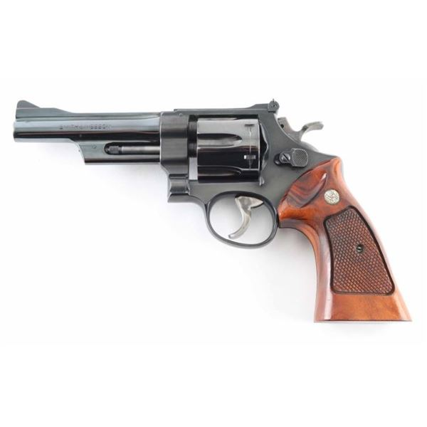 Smith & Wesson 27-2 .357 Mag SN: N655311