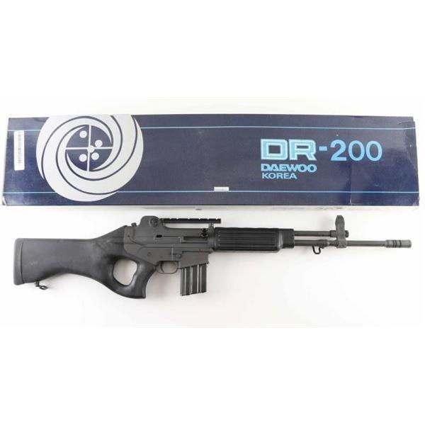 Daewoo/Kimber DR-200 .223 Rem SN: RA003217