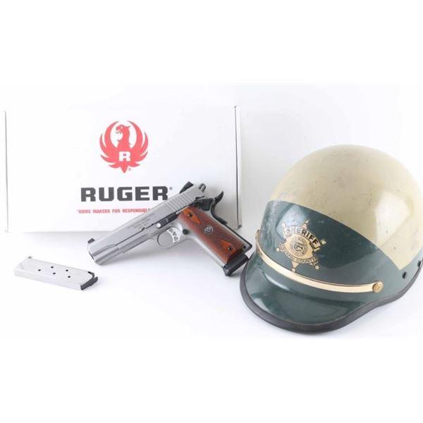 """Ruger SR1911 """"YCSO"""" .45 ACP SN: YCSO-045"""
