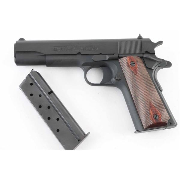 Colt Government Model 9mm SN: NN04666