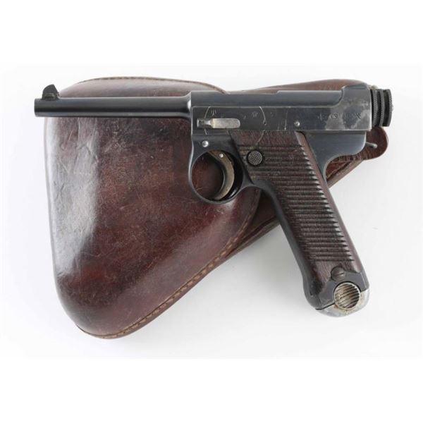 Chuo Kogyo Type 14 8mm Nambu SN: 39608