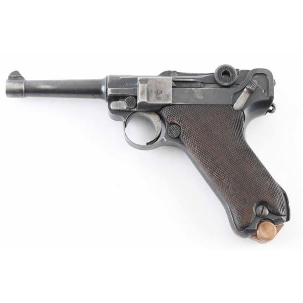 Erfurt P.08 9mm Luger SN: 7710t