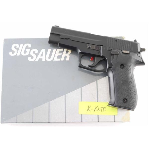 Sig Sauer P226 9mm SN: U461718