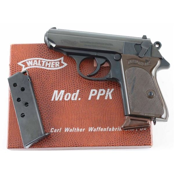 Walther PPK .380 ACP SN: 129649A