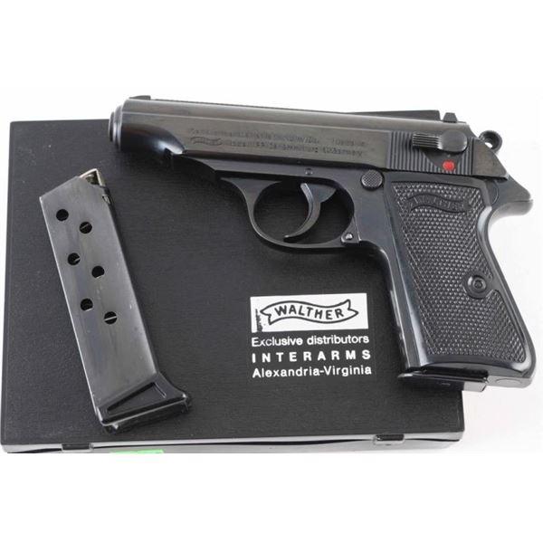 Walther/Interarms PP .380 ACP SN: 71631A