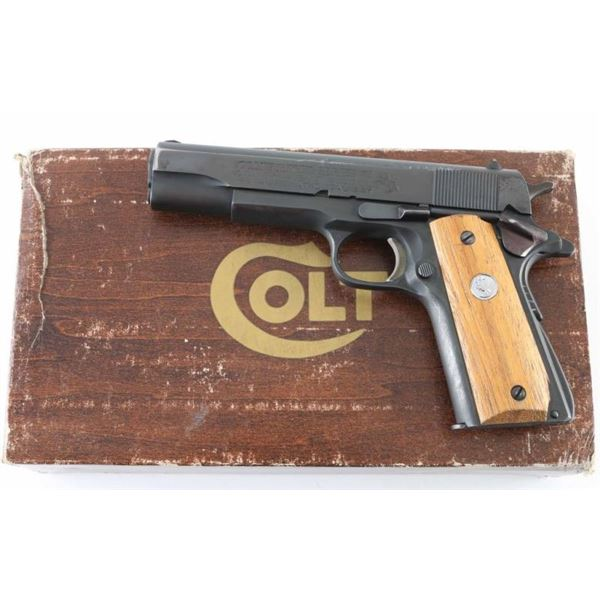 Colt Government Model .45 ACP SN: 70G64072
