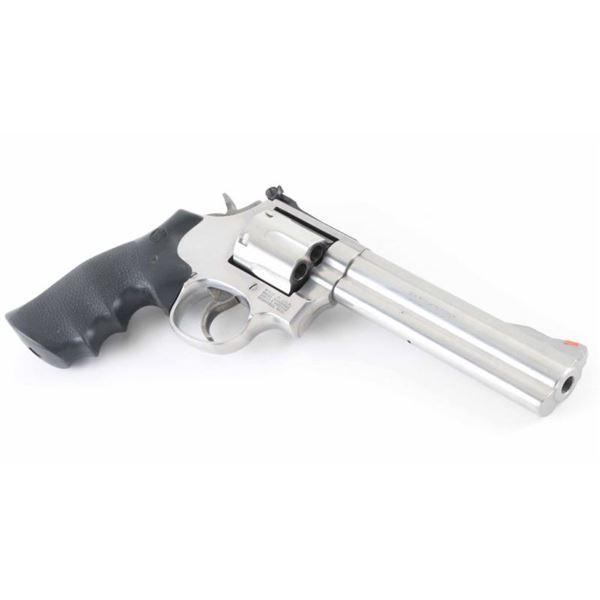 Smith & Wesson 686-4 .357 Mag SN: CAU3407
