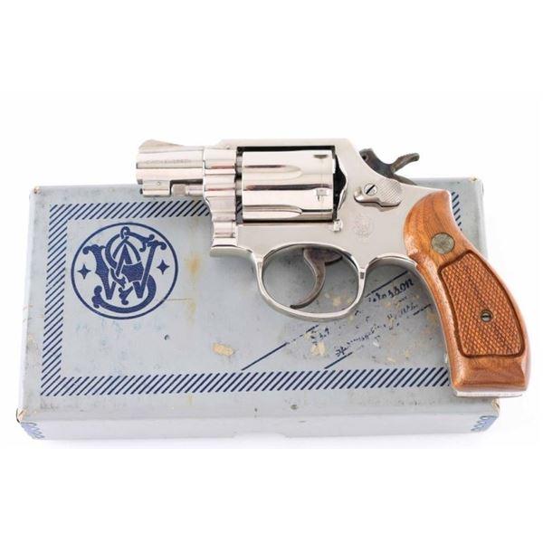 Smith & Wesson 12-2 .38 Spl SN: D945485