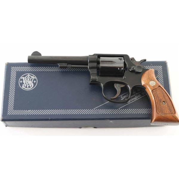 Smith & Wesson 10-7 .38 Spl SN: 5D42090