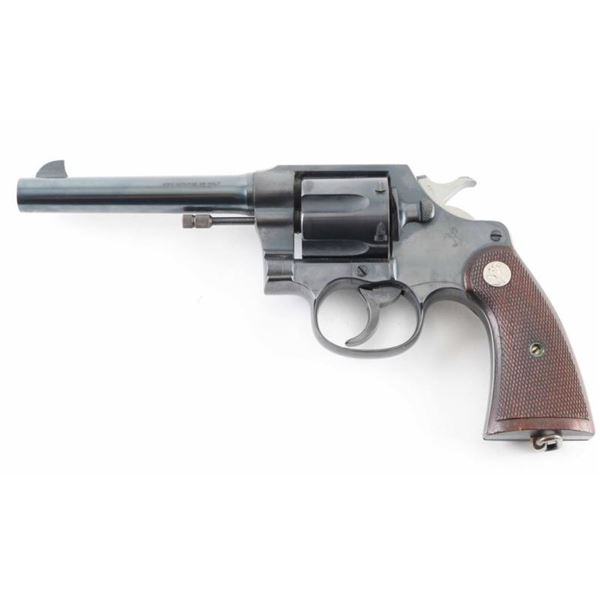 Colt New Service 45 Colt SN: 332114