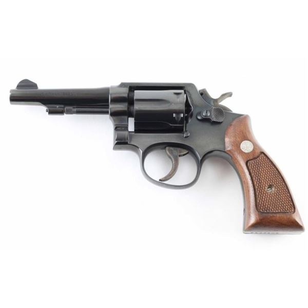 Smith & Wesson 10-5 .38 Spl SN: C933405