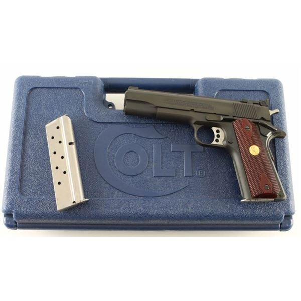 Colt Gold Cup National Match 9mm #71N06281