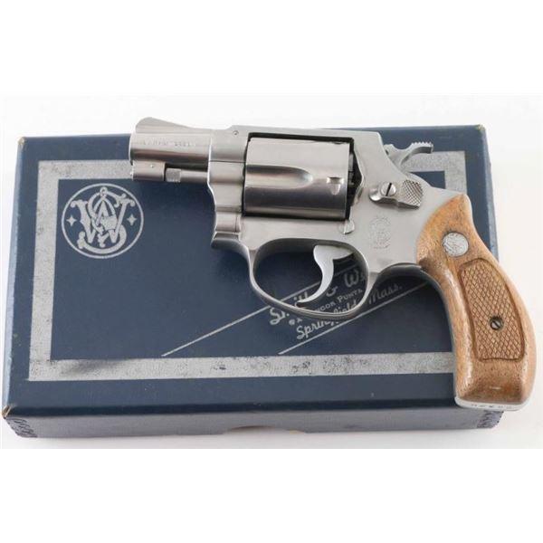 Smith & Wesson 60 .38 Spl SN: R2656