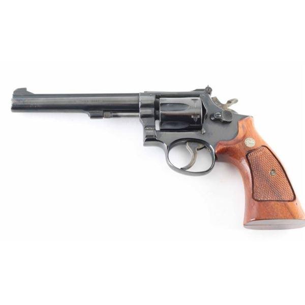 Smith & Wesson Model 17-3 22LR SN: 3K68050