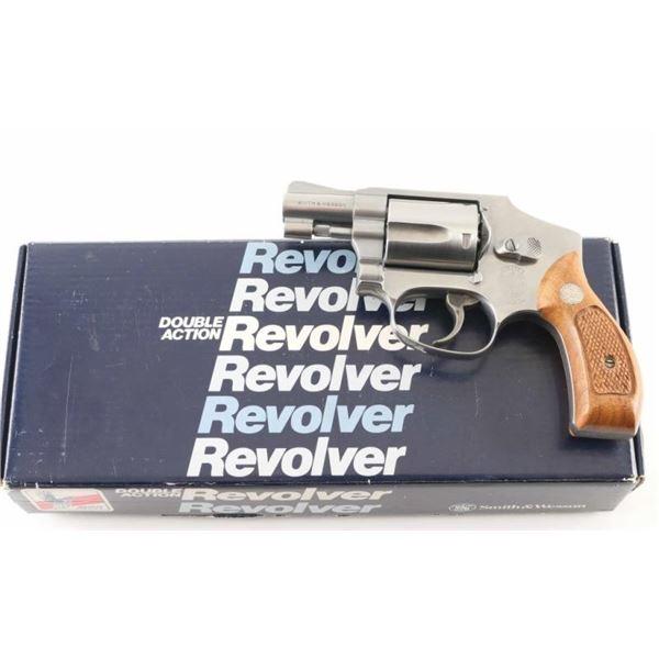 Smith & Wesson 640 .38 Spl SN: BRM1984