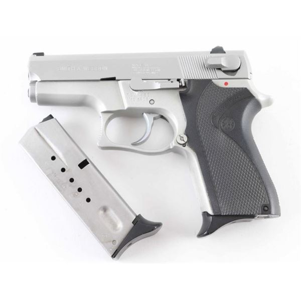 Smith & Wesson 6906 9mm SN: TCU3651