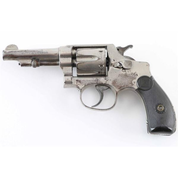 Smith & Wesson .32 Hand Ejector SN: 272672