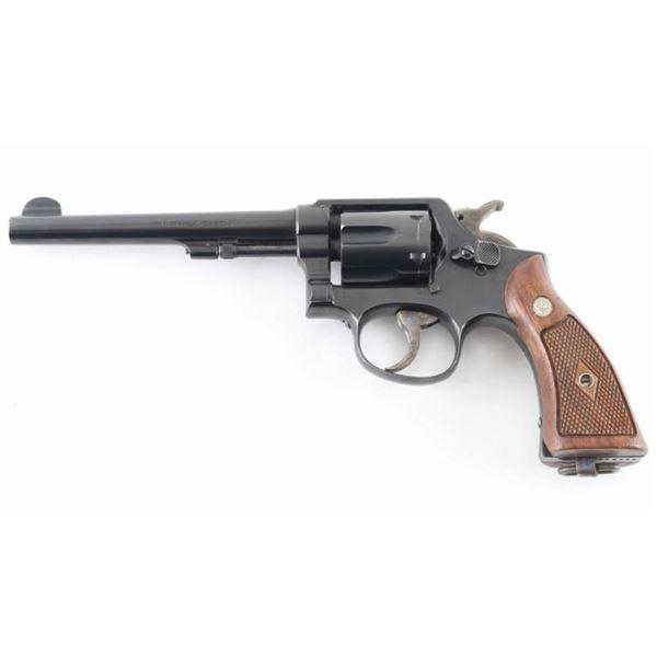 Smith & Wesson .38 M&P .38 Spl SN: 812393