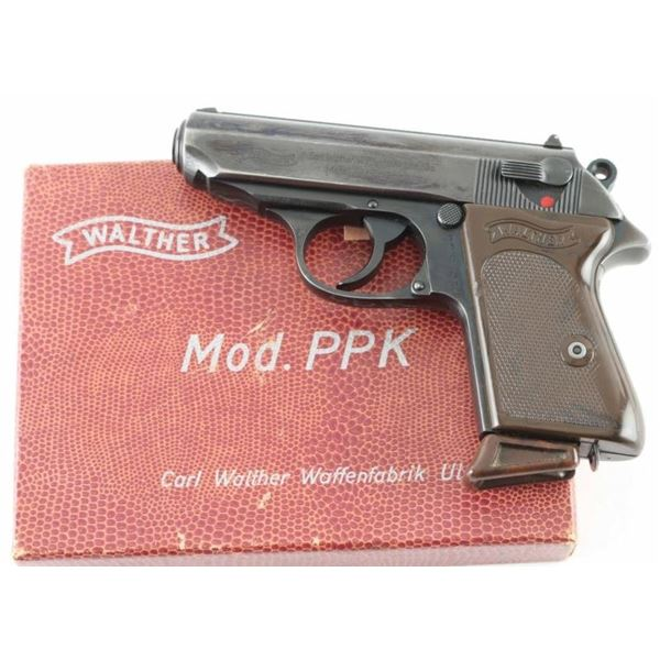 Walther PPK .380 ACP SN: 123893A