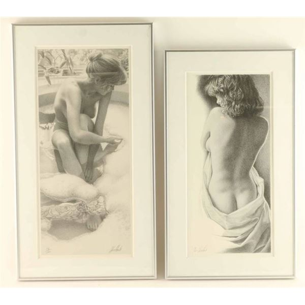 Collection of 2 Limited Edition Fine Art Prints
