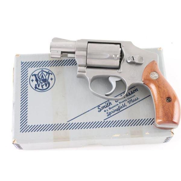 Smith & Wesson 640 .38 Spl SN: CEN1644