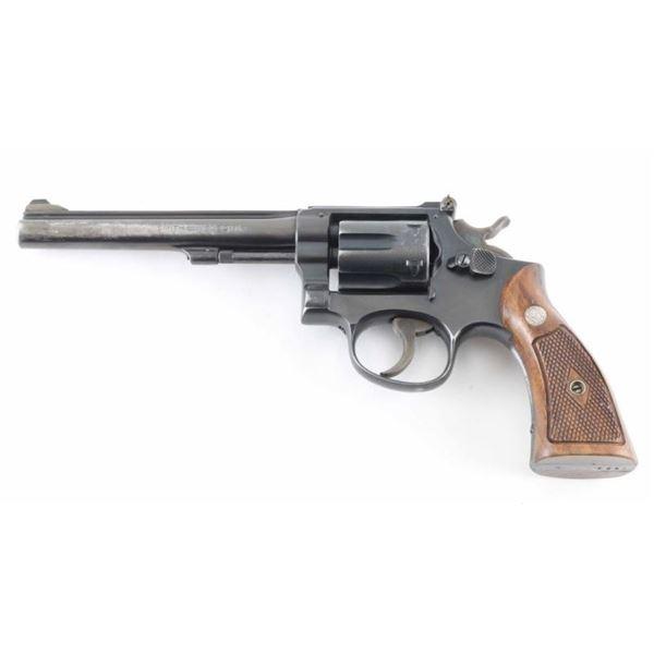 Smith & Wesson K-22 .22 LR SN: K9646