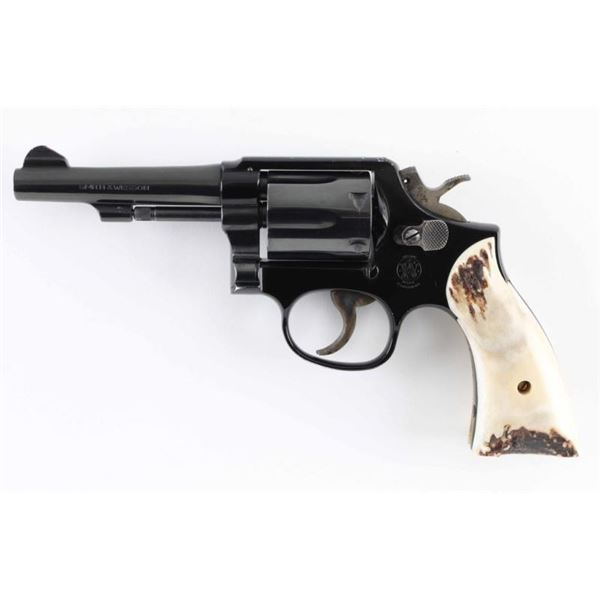 Smith & Wesson 12-3 .38 Spl SN: 6D03522
