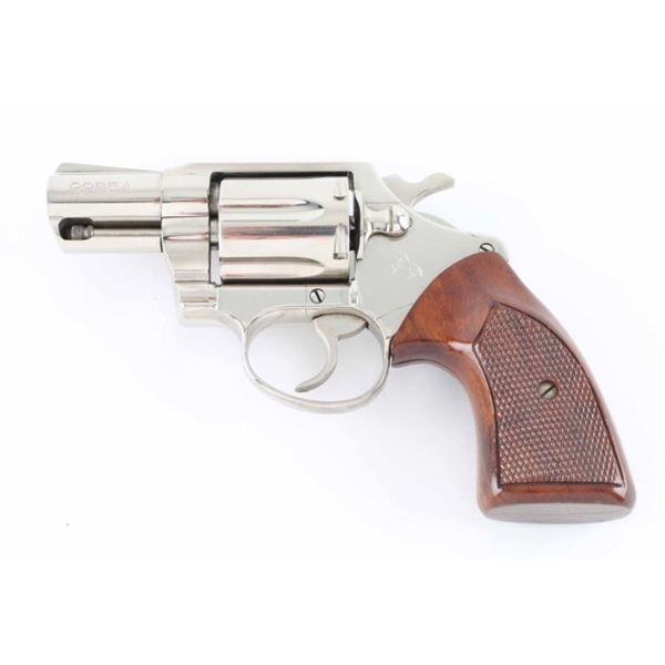 Colt Cobra .38 Spl SN: F76954