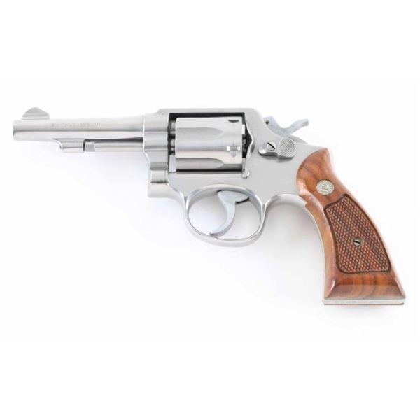 Smith & Wesson 64 .38 Spl SN: D584789