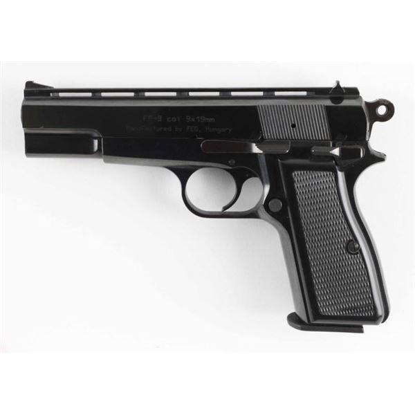FEG/CAI FP-9 9mm SN: F43864