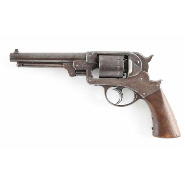 Starr Arms Co. 1858 Army .44 Cal SN: 16563