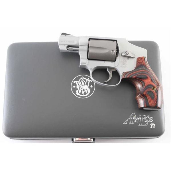 Smith & Wesson 342 .38 Spl SN: CDN6555