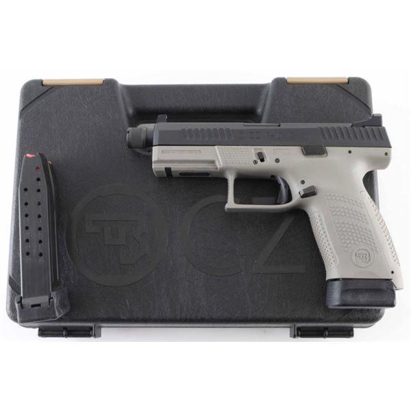 CZ P-10 C 9mm SN: C560461