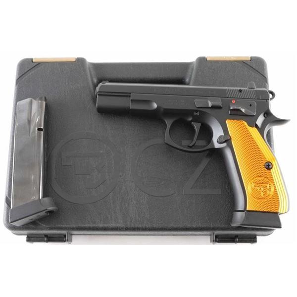CZ 75 B SA 9mm SN: B889576