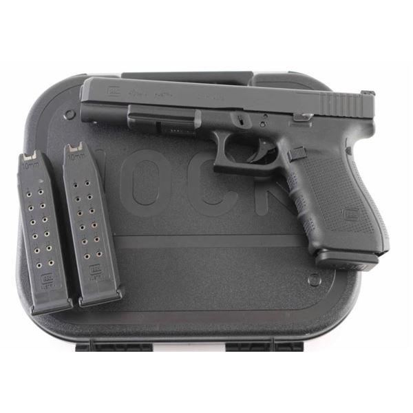 Glock 40 Gen 4 MOS 10mm SN: BELY772