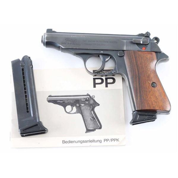 Walther/Interarms PP .22 LR SN: 49159LR