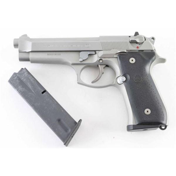 Beretta 92 FS 9mm SN: BER319338