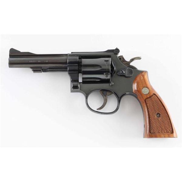 Smith & Wesson 15-4 .38 Spl SN: 96K0366