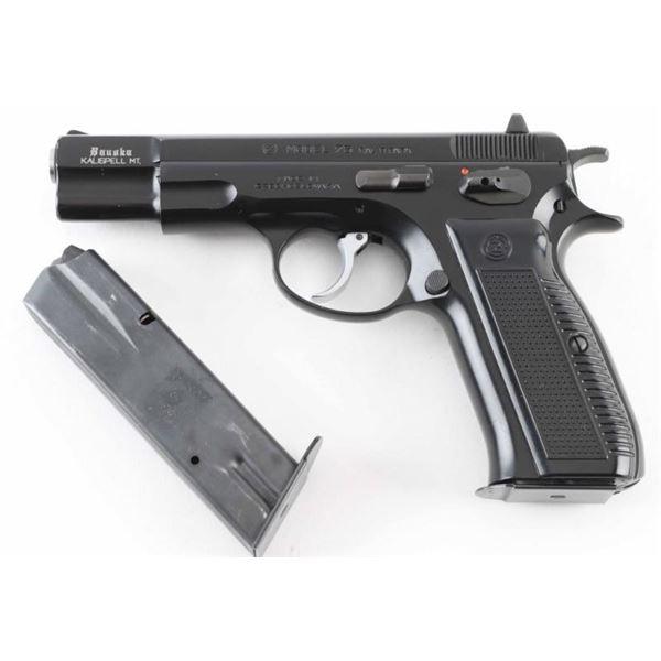 CZ/Bauska 75 9mm SN: 119037
