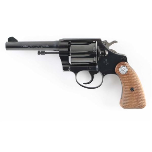 Colt Police Positive Special .38 Spl