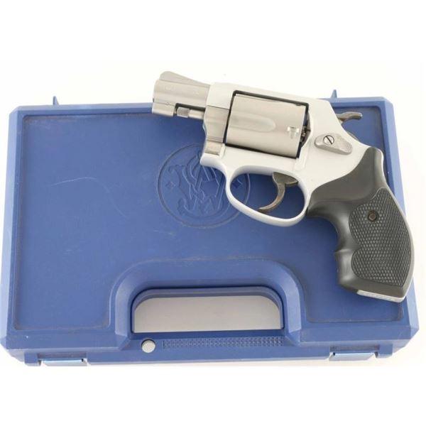 Smith & Wesson 637-1 .38 Spl SN: CAS7776