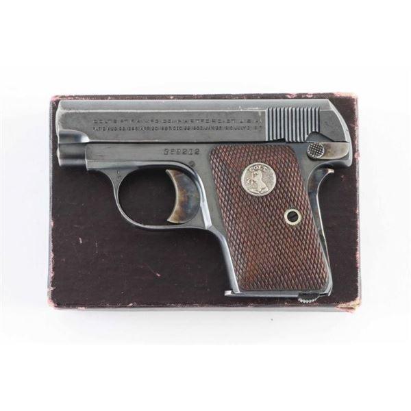 Colt 1908 Vest Pocket .25 ACP SN: 369212
