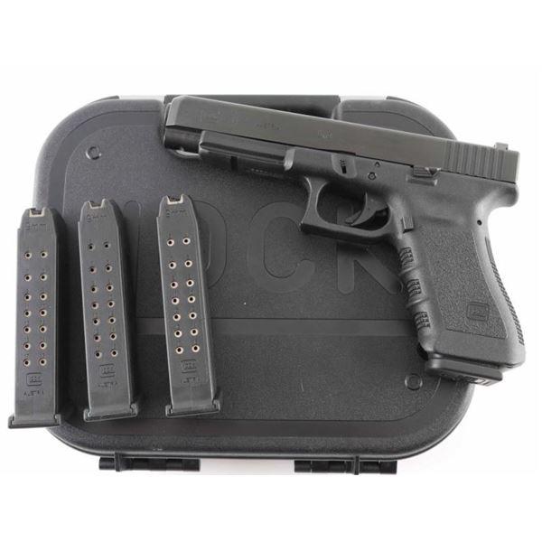 Glock 34 Gen 3 9mm SN: LLS357