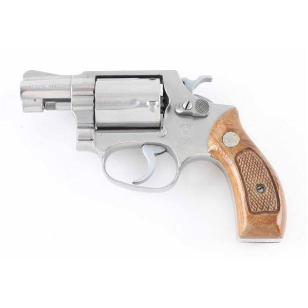 Smith & Wesson 60 .38 Spl SN: R272063