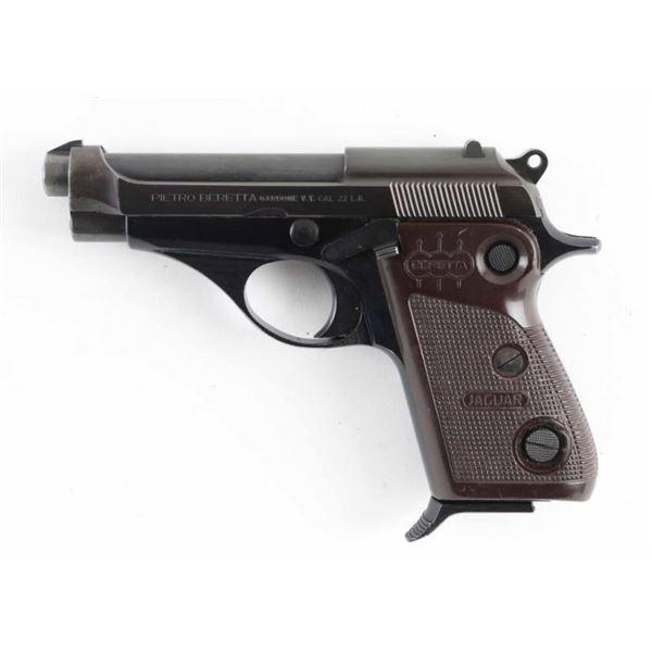 Beretta Jaguar .22 LR SN: 96873