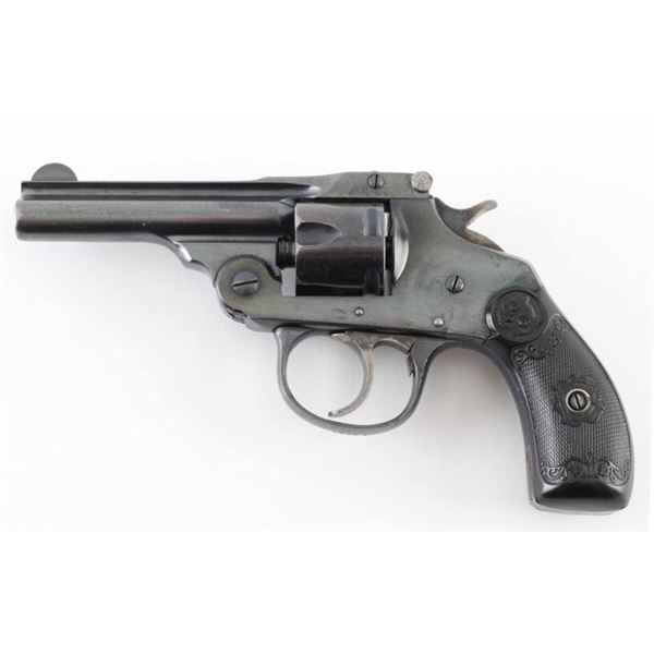 Iver Johnson Safety Automatic Hammer 32 Cal