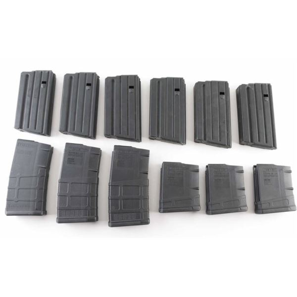 Lot of DPMS 308 Style AR Magazines