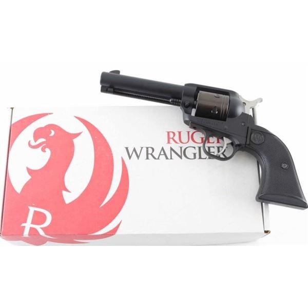 Ruger Wrangler .22 LR SN: 201-02032
